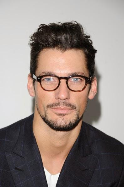 David Gandy Glasses