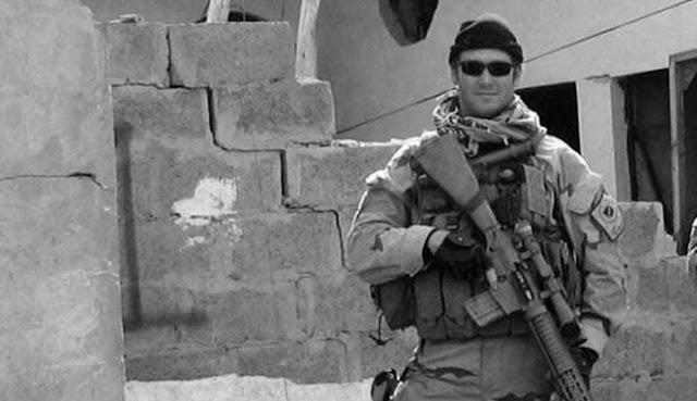 Chris Kyle, penembak runduk atau sniper Angkatan Laut AS