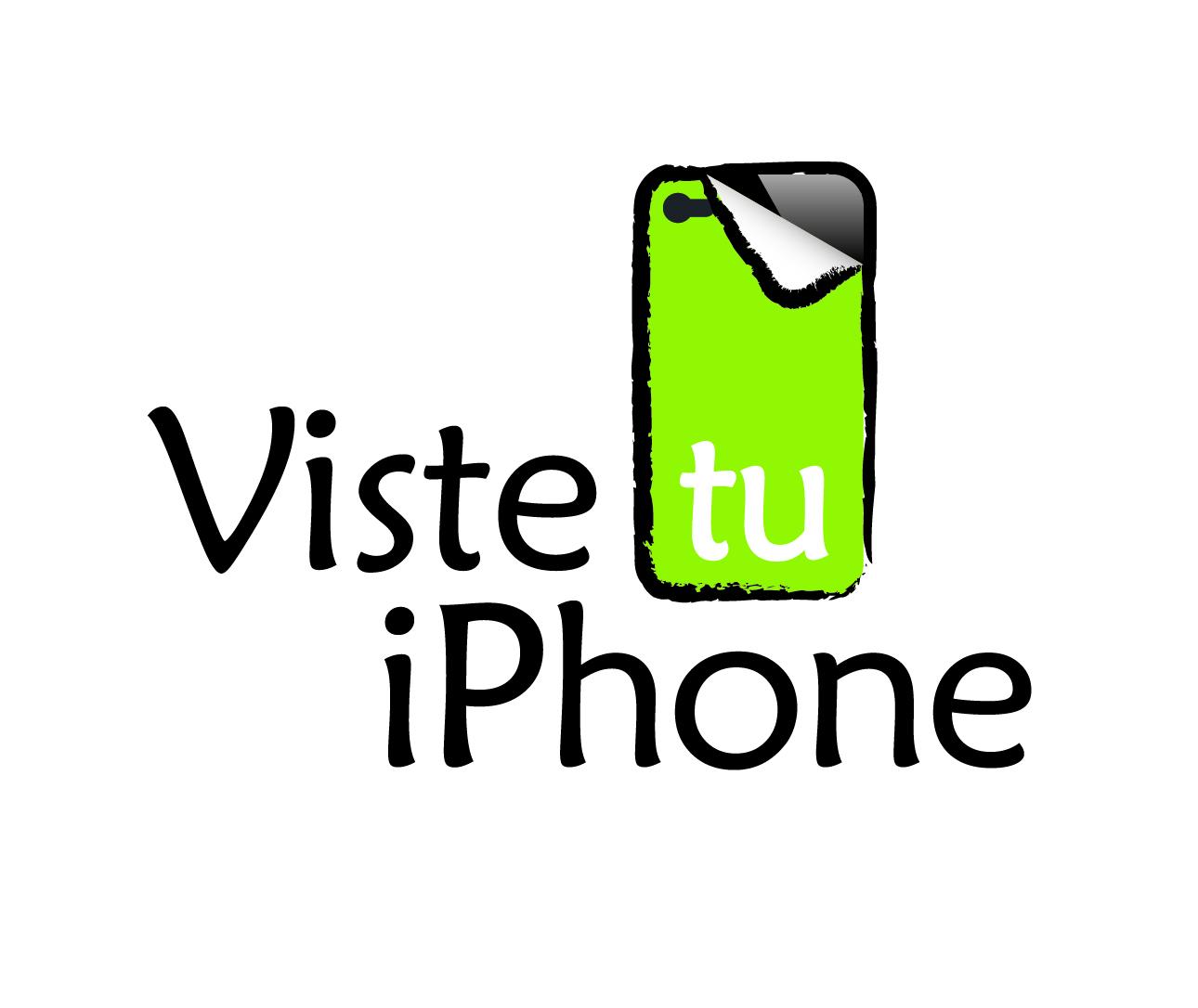 Lidia Martín Diseño: Logotipo y tarjeta de visita: Viste tu iphone