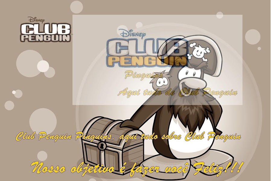 Club Penguin Pinguins