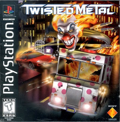 Download Game PS1 Twisted Metal