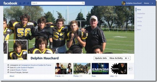 creative facebook cover photo