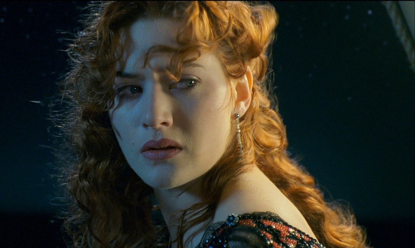 Sizzling Kate Winslet in Titanic