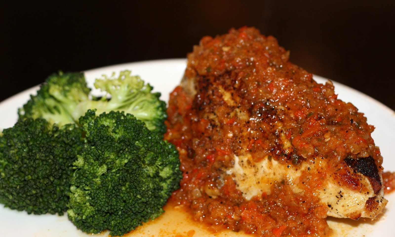 what's for dinner?: chicken with sofrito... 35 minutes