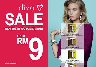 Diva Malaysia Accessories Sale 2012