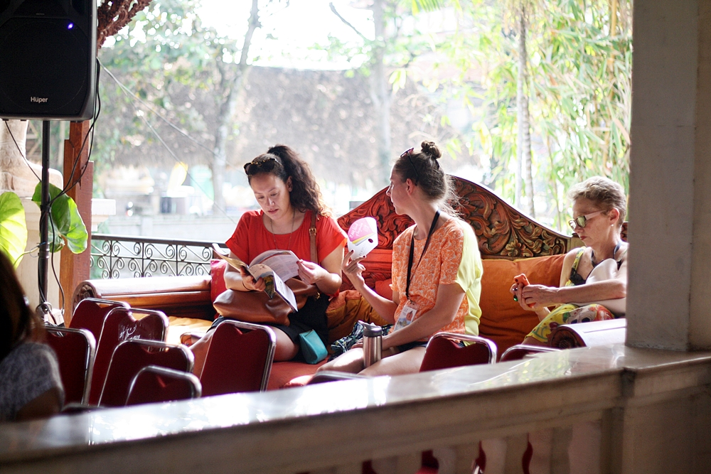 UBUD WRITERS & READERS FESTIVAL 2015