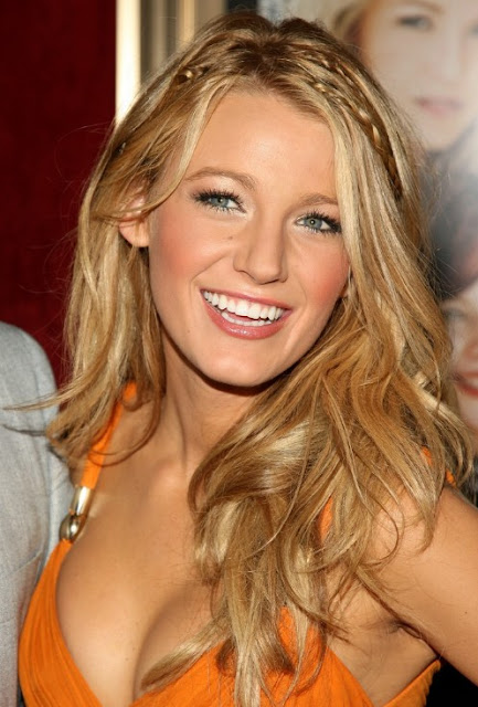 Blake Lively Height, Weight And Body Measurements