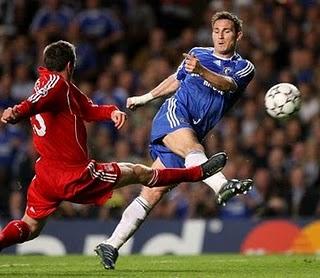 Prediksi Skor Akhir Pertandingan Liverpool vs Chelsea Liga Inggris 9 Mei 2012