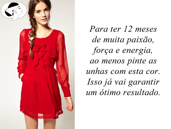 CORES PARA O ANO NOVO_Vestido vermelho_usar vermelho para o ano novo_paixão