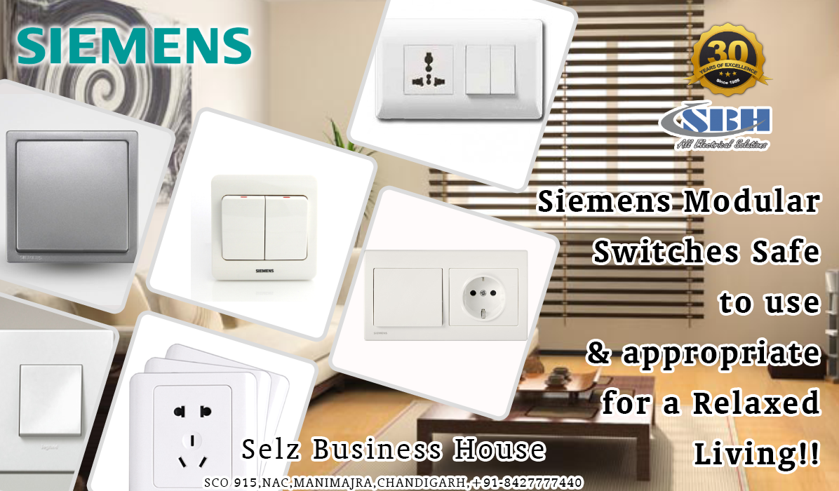 Concept and importance of Siemens Modular Switches | Selz Business House