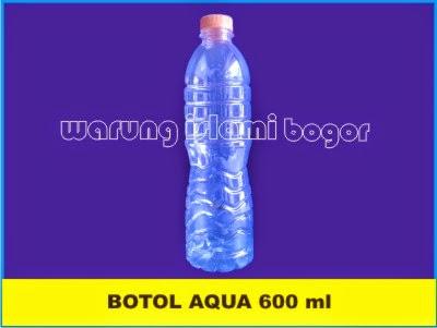 Jual Botol Plastik Minuman 600ml