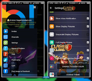 Update BBM Whatsapp Mod