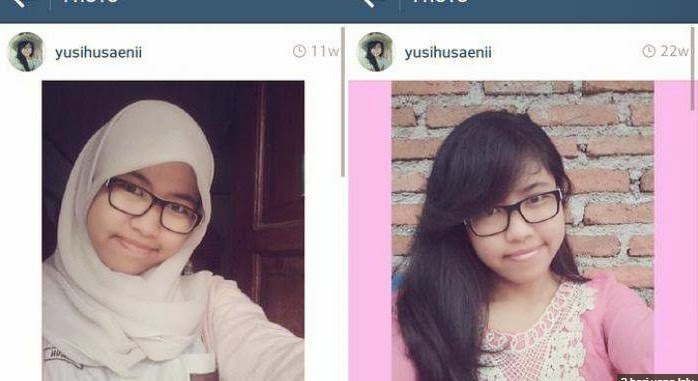 Yusi Husaeni Siswi SMKM 1 Kota Bandung