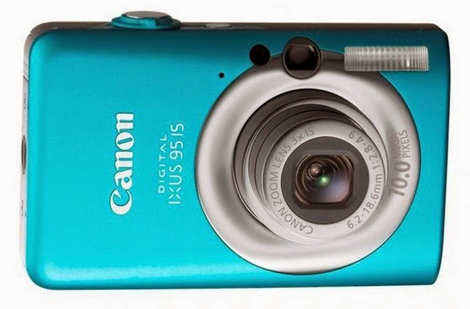 Harga-Canon-Ixus-95-IS-Terbaru-2015