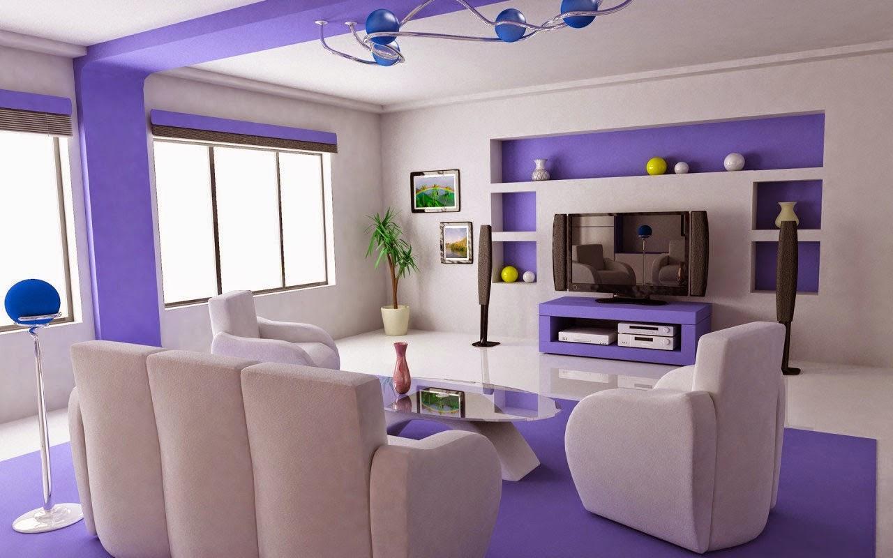10 Contoh Kombinasi Warna Cat Rumah yang Cantik