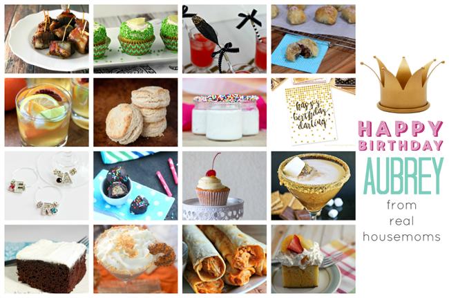 Happy Birthday Printable | Birthday Blog Hop Celebration