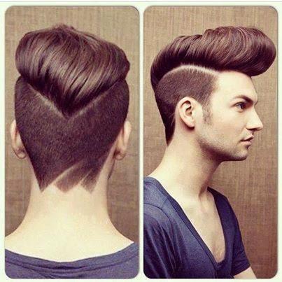 men's mens hair style