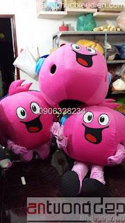 may bán mascot