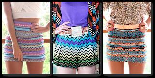 tendencias de moda - estampas étnicas