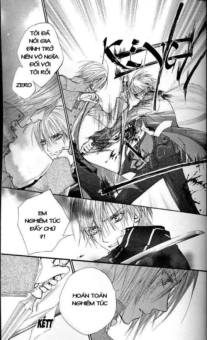Vampire Knight Chapter 20 - Trang 18
