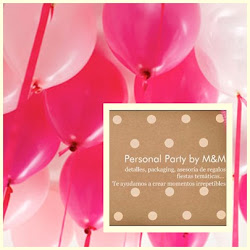 Colaboración con Personal Party by MM
