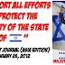 PRU 13 : [PANAS] SETELAH TERIMA SYIAH DAN GADAI KALIMAH ALLAH....ISRAEL HANTAR 'DOA KERAHMATAN' BUAT PARTI 'ISLE' SE-MALAYSIA.
