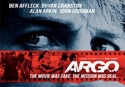 Portada de la película Argo
