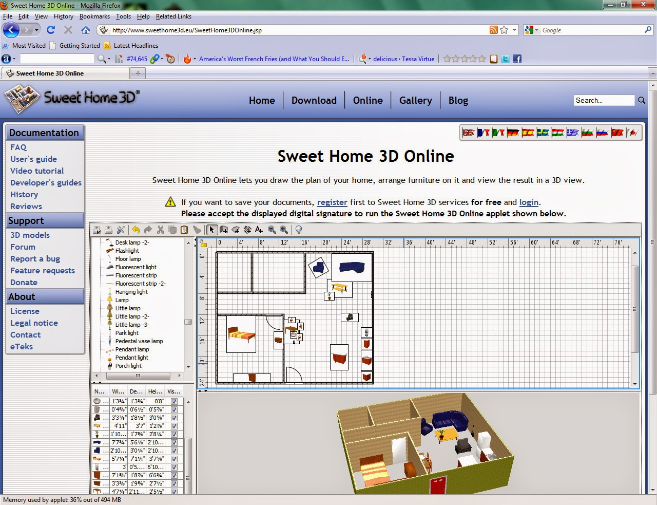 Professional Home Design Software