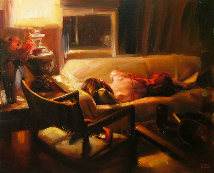Carrie Graber | American Romantic Impressionist painter