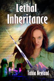 {Review} Lethal Inheritance by Tahlia Newland