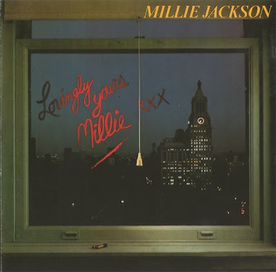 Millie Jackson - Lovingly Yours 1976 / CD 2004