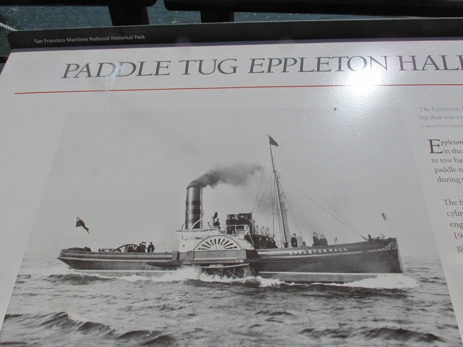 ocean steam tug boats
