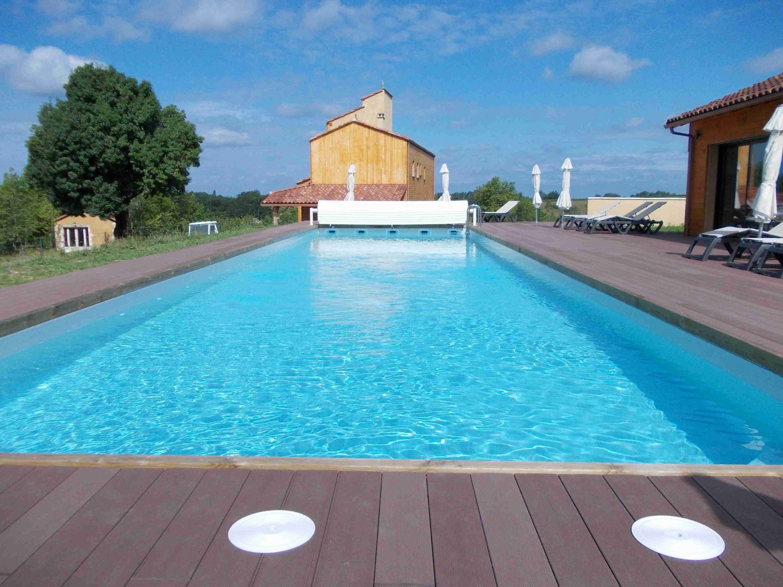 Le blog de la piscine bois for Installer une piscine