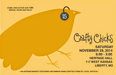 Holiday Show - Crafty Chicks