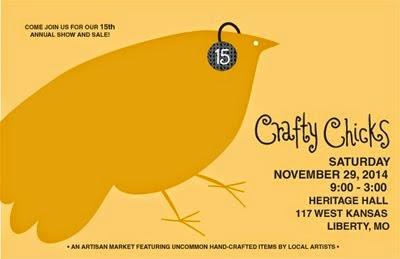 Holiday Show - Crafty Chicks