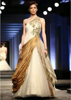 Indian Modern Bride Trends for Summer 2015 | Indian Modern Bridal Look
