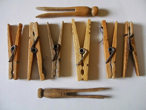 "Jane at ""Thy Hand Hath Provided"" Wrote a Review of Classic American Clothespins"