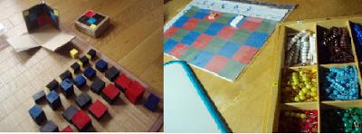 Un récapitulatif des apprentissages Montessori en Mathématiques