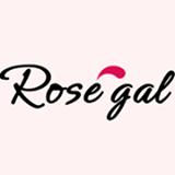 Logotipo Rosegal online store