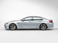 2014 BMW M6 Gran Coupe car pictures 3