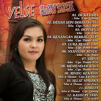 Lirik Dan Kunci Gitar Lagu Yelse [Malaysia] - Tangisan Setia feat Thomas Arya