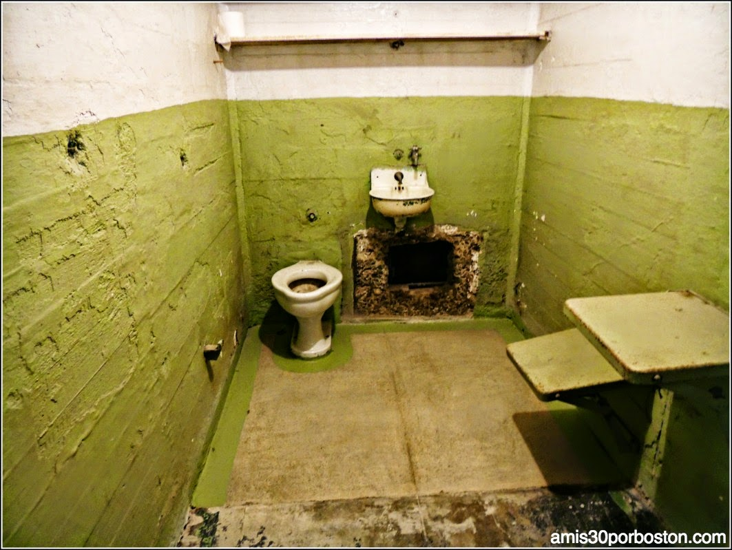 La prisi n de alcatraz - Agujero en la pared ...