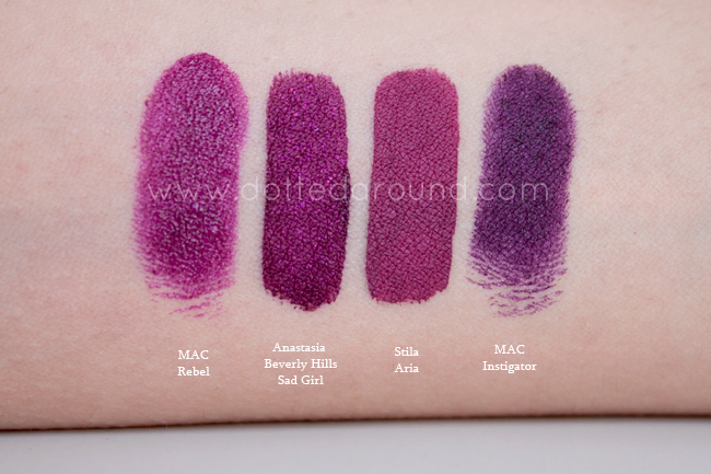 Anastasia Beverly Hills Sad Girl swatch