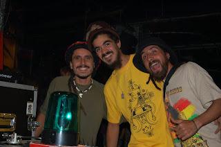 dub central, nyabinghi dub, vallekas, sala hebe, fiesta reggae madrid, dub madrid