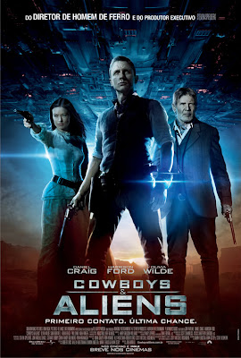 Cowboys & Aliens PPVRip RMVB - Legendado