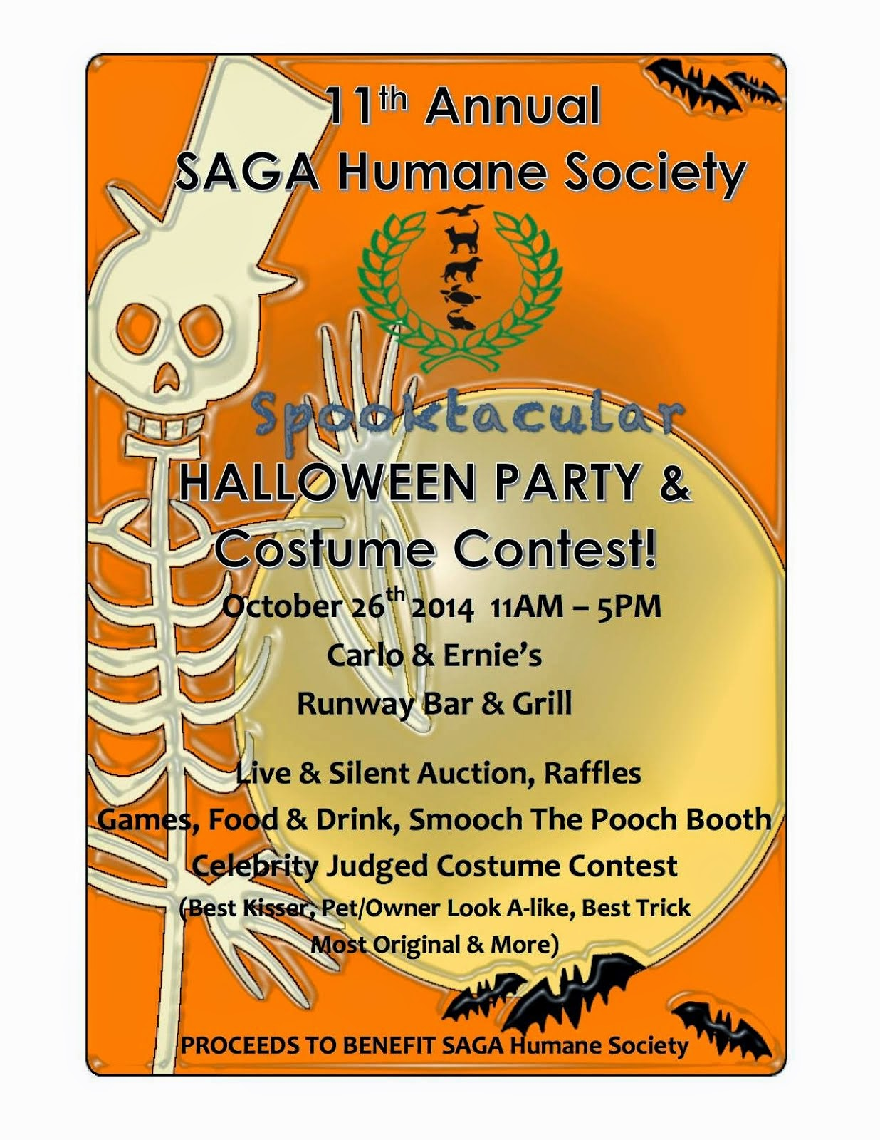 11th Annual Saga Humane Society
