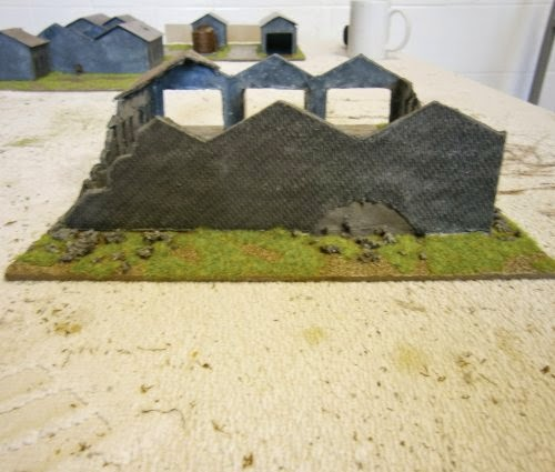 Making Stalingrad Ruined Factory Four Pictures 11