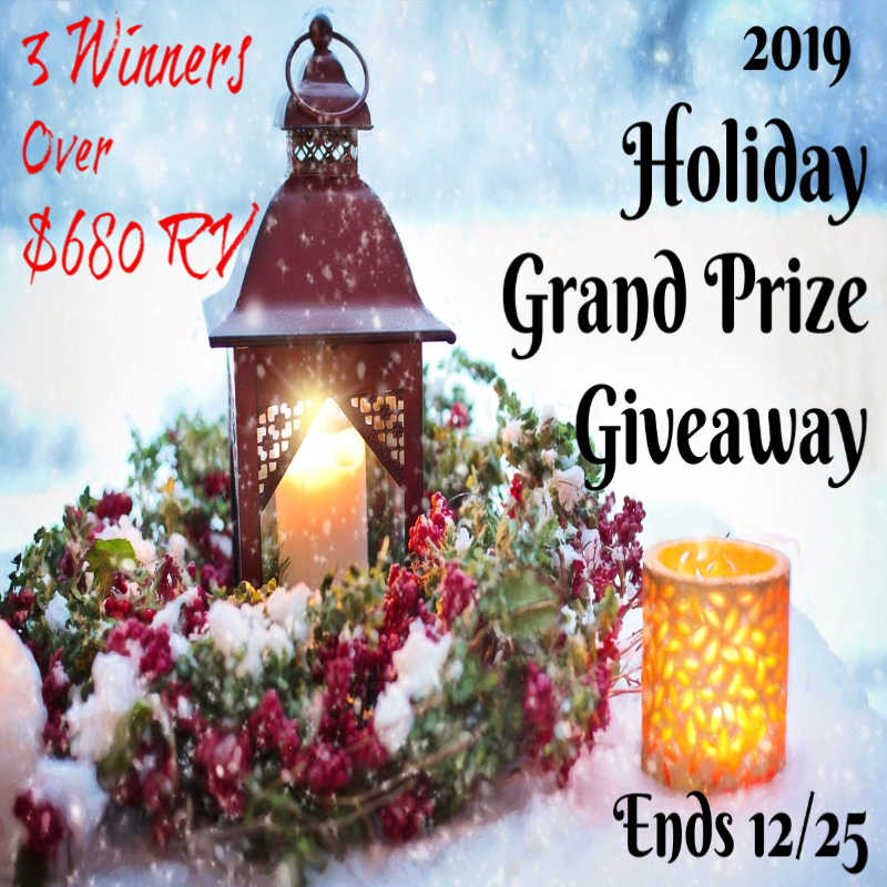Holiday 2019 Grand Prize Giveaway