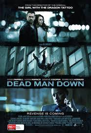 intikam benim 2013- Dead man down - Tükçe dublaj full hd direk film izle