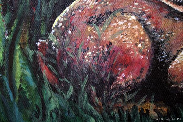 aliciasivert, alicia sivert, alicia sivertsson, delmål två, liljevalchs vårsalong 2015, måleri, måla, akryl, målning, painting, paint, acrylics, acrylic, canvas, duk, utställning, two suns in the sunset